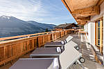 Alpbach Lodge Terrase © Alpbach Lodge