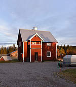 Great Lappland Ferienhaus © Great Lappland