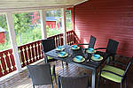 Great Lappland Terrasse © Great Lappland