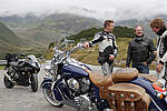 Gerds Lodge Motorrad © Gerds Lodge