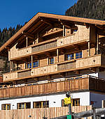 Alpbach Lodge Haus © Alpbach Lodge
