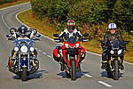 Gerds Lodge Motorradfahrer © Gerds Lodge