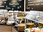 Boutiquehotel Stadthalle Buffet © Boutiquehotel Stadthalle