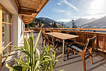 Alpbach Lodge Terrasse © Alpbach Lodge