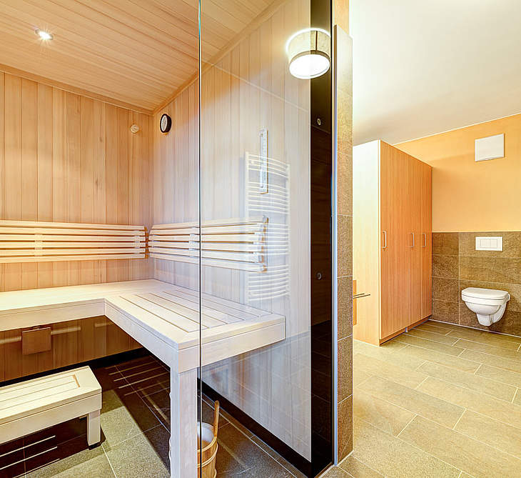 Appartement Alpenlodge Sauna © AAA Appartements