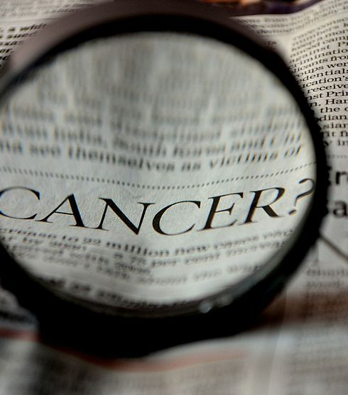 Cancer Newspaper Word © PDPics / Pixabay