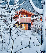 Chalet Fensterlewand © AAA Appartements