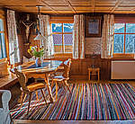 Gerds Lodge Wohnzimmer © Gerds Lodge